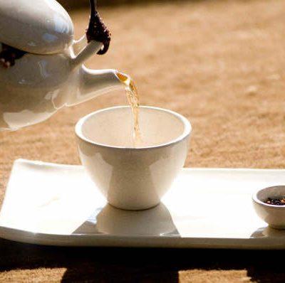 set de té para té oriental