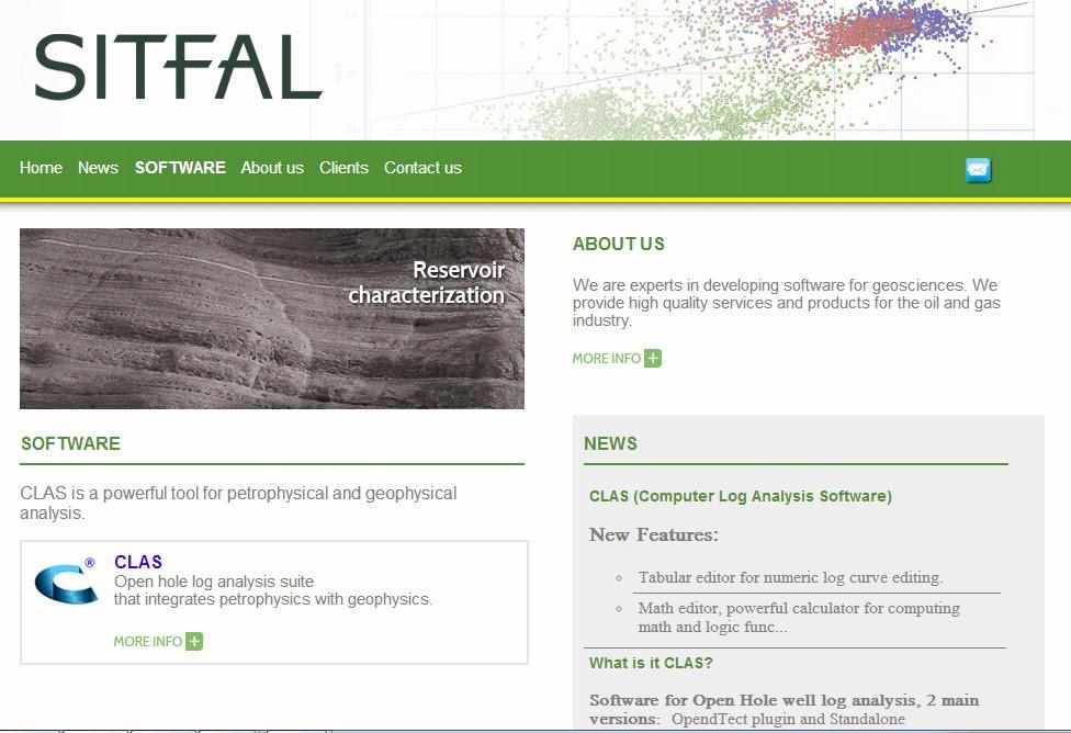 Rediseño web para empresa internacional proveedora para la industria de petróleo y gas