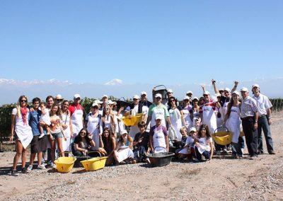 Organización del primer viaje de Vendimia de propietarios de Finca Propia